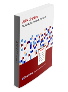 Technical File contents checklist for ATEX Directive