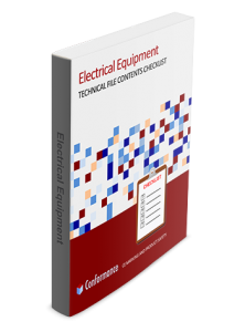 Technical File contents checklist for Electrical Equipment